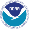 U.S.D.C. National Oceanic and Atmospheric Administration (NOAA) logo
